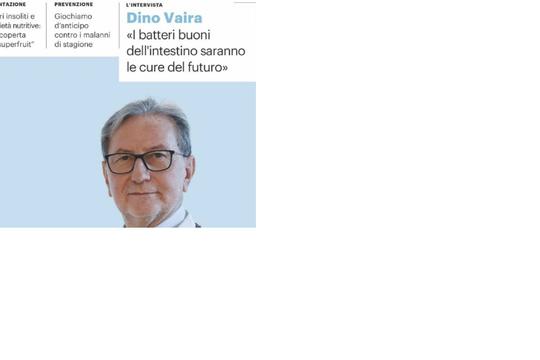 Il Resto del Carlino intervista il prof. Dino Vaira